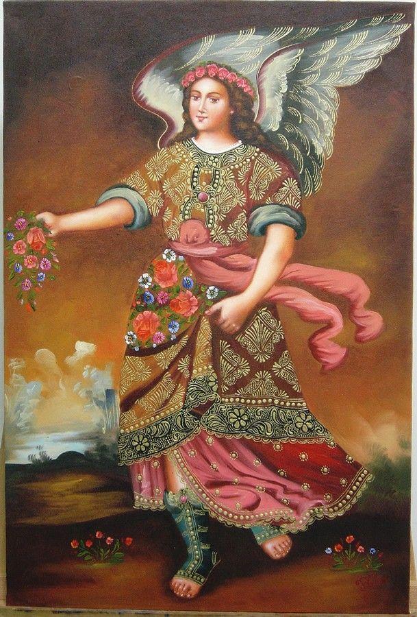 St. Barachiel the Archangel