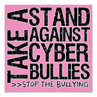 What do you think of people who troll others on social media? Would you ever report their profiles? Repin if you are against cyber bullying. XTL