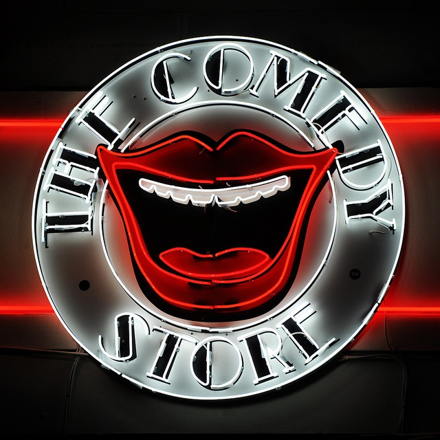 The Comedy Store, London  What a fantastic night!