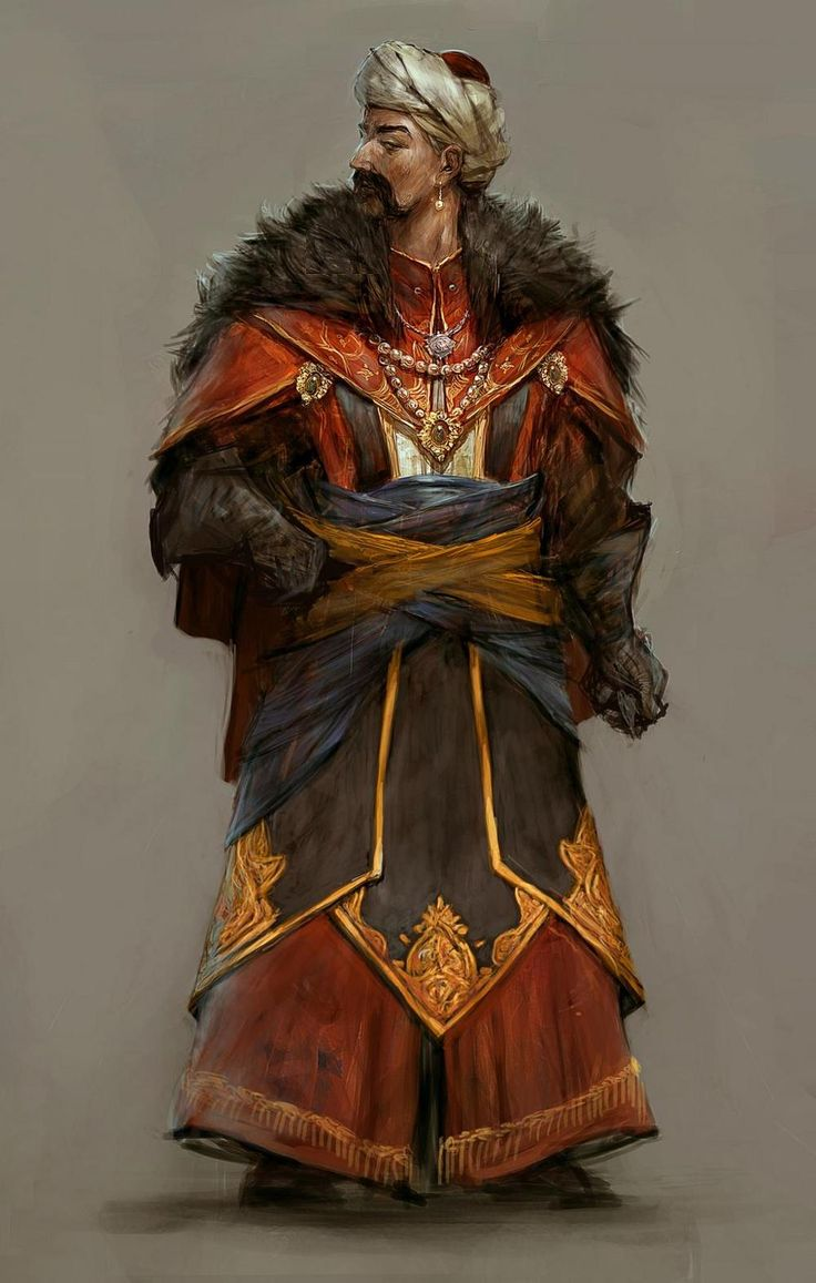 69 best images about concept art assassin s creed revelations character on pinterest armors - Ottoman empire assassins creed ...