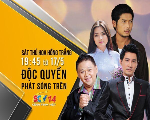 Phim Sát Thủ Hoa Hồng Trắng Kênh SCTV14 Trọn bộ