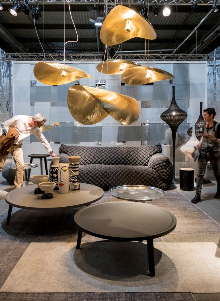 Stand gervasoni salone del mobile milano 2017 images for Salone design milano