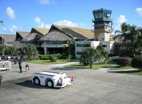 PUJ ~Punta Cana International Airport~ Punta Cana, Dominican Republic