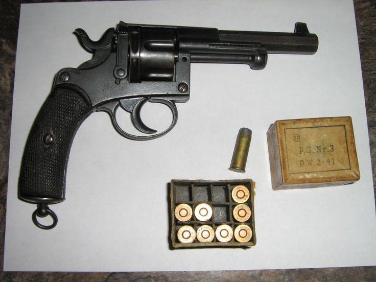 KNIL revolver mod. 1873