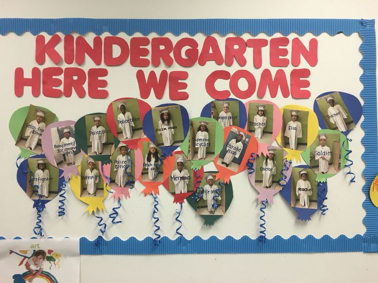 Graduation Bulletin Board Ideas #pre-k #kindergarten