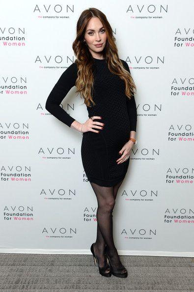 Megan Fox - Megan Fox Launches the Avon Foundation