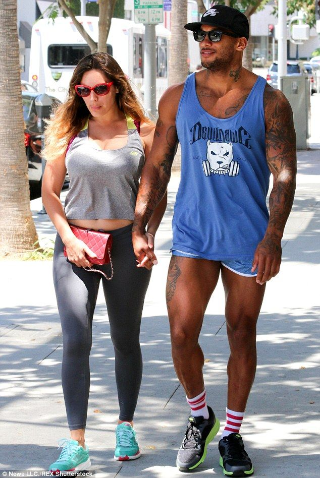 Disastrous: Kelly started dating David McIntosh in January 2014 after meeting him at a Ne...