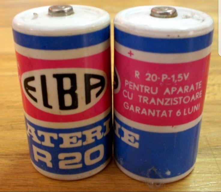 Baterii Elba