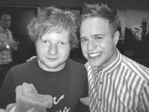 Ed Olly Murs! Two of my favorite people on this planet!