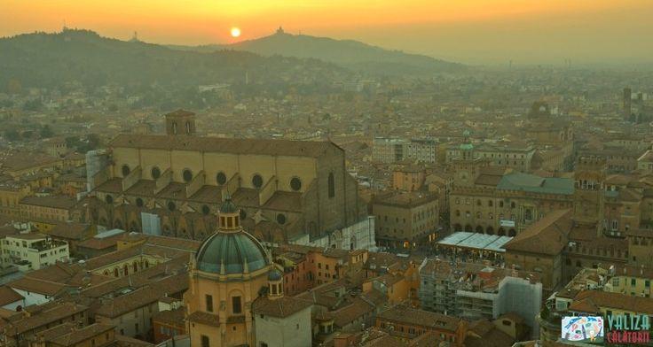 Escapadă culturală în Bologna