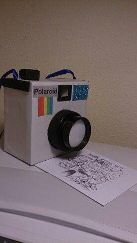 C mara de fotos reciclaje pinterest - Camaras de fotos infantiles ...
