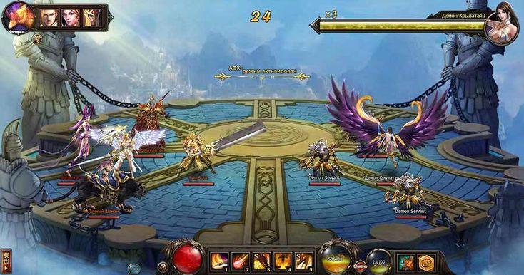 Dragon Knight - это мир кровопролитных битв, бессмертных богов и могучих драконов. Развивай своего персонажа, участвуя не только в ...