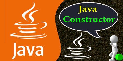 Java Constructor
