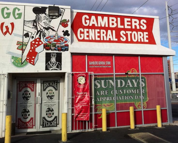 the gamblers bookstore las vegas