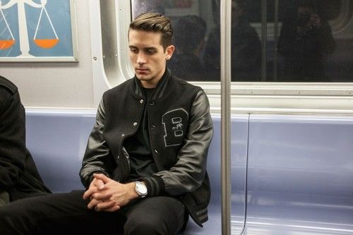 Leather Jackets and Young Gerald