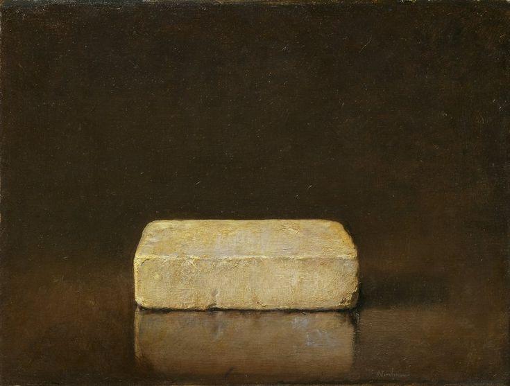 Odd Nerdrum, White Brick, 1984