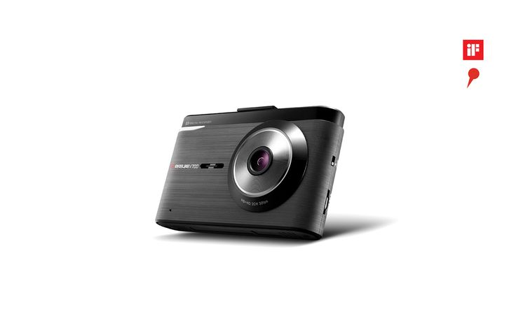 Inavi V700 Detail Security Camera Electronics Design