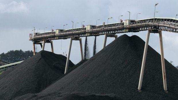 Fonterra a large scale coal user