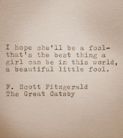 "female characters in the great gatsby by f scott fitzgerald ""we are quite convinced after reading the great gatsby that mr fitzgerald is scott and zelda fitzgerald moved to great neck on many of the characters were."