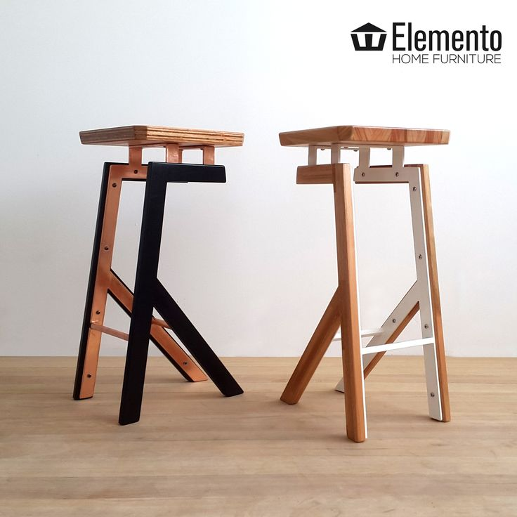 Anima Stool by Elemento.
