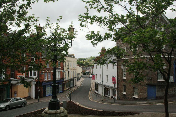 Tiverton, Devon, England