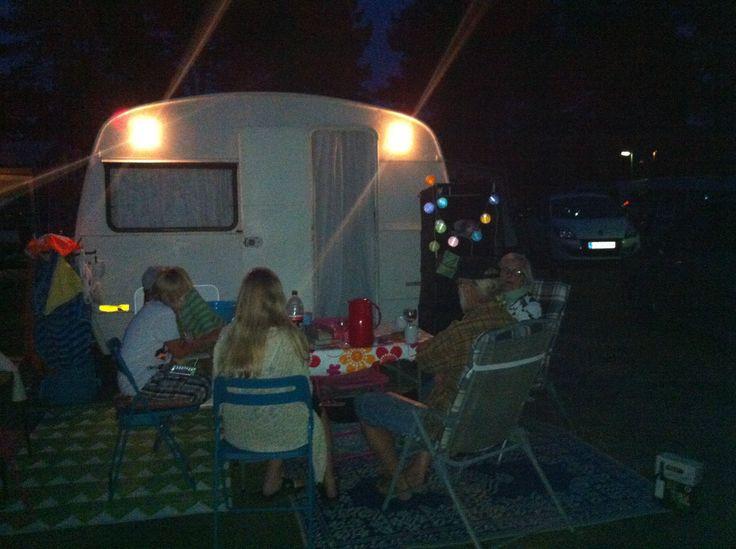 Camping summer 2014