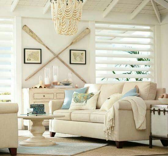 Going Coastal Pottery Barn Part I: 1000+ Ideas About Seaside Cottage Decor On Pinterest