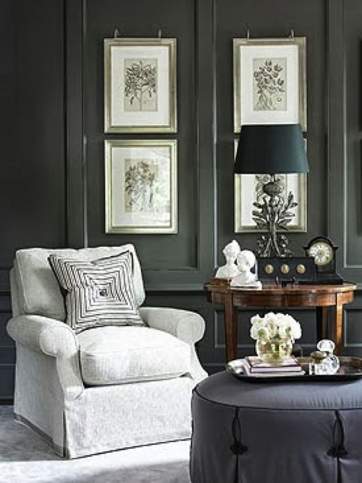 84 Best Rooms By Color Black And White Images On Pinterest