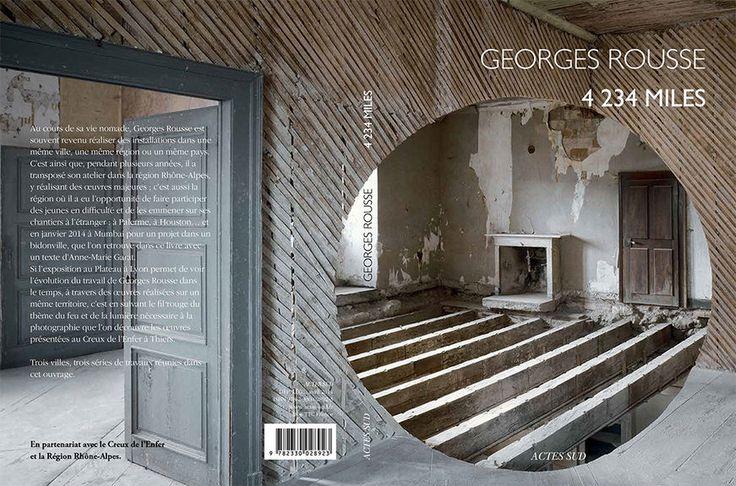 4234 Miles | Georges Rousse