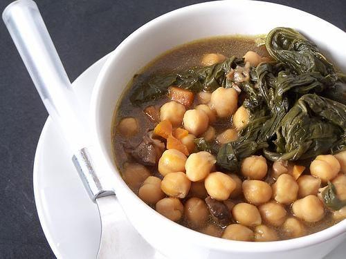 cibo ligure | Ricetta: Zemin, minestra di Ceci tipica ligure