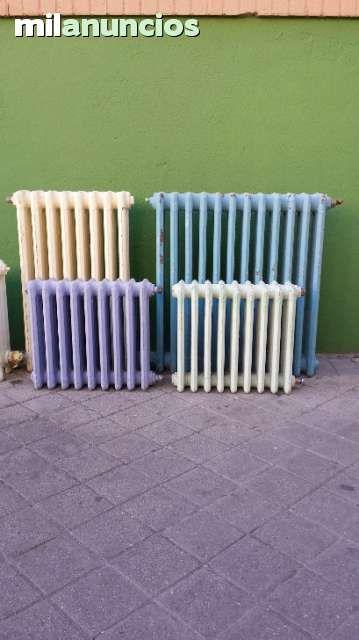 RADIADORES DE HIERRO FUNDIDO - foto 1