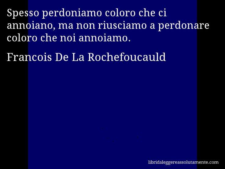 Cartolina con aforisma di Francois De La Rochefoucauld (71)