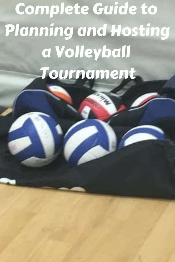 Whether You Re Organizing Your First Tournament Or Have Already Gone Through It This Article Will Help Volleyball Tournaments Volleyball Coaching Volleyball
