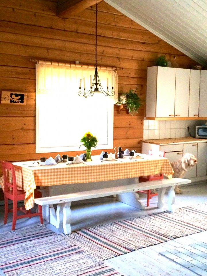 A Traditional Farmhouse: Liminka, Finland - PointsandTravel.com