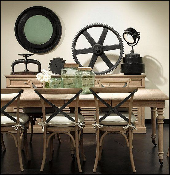 Decorating Theme Bedrooms Maries Manor Industrial Style Decorating Ideas Industrial Chic