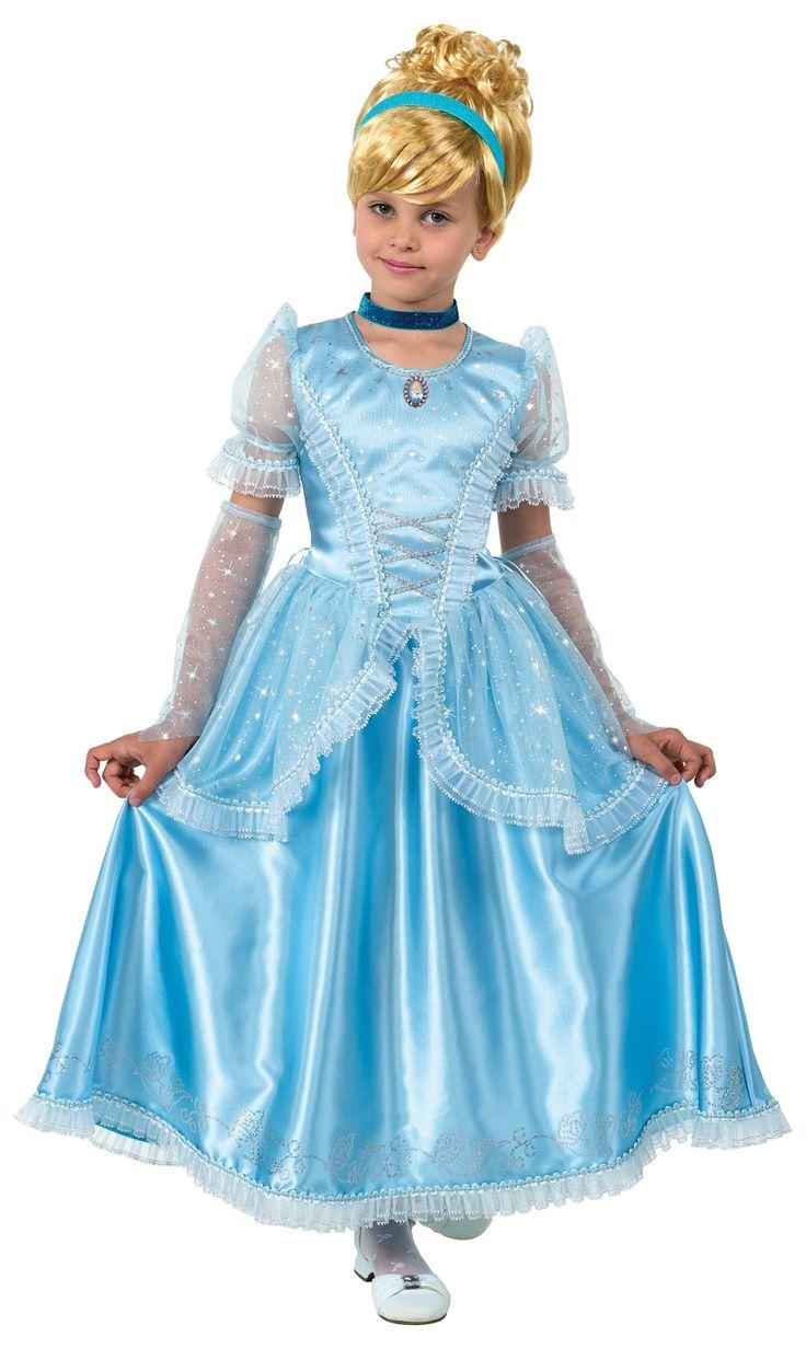 """Костюм Золушки состоит из платья, перчаток, парика, ожерелья, обруча-ободка и броши """"Камея"""". Чтобы увидеть цены и купить костюм с доставкой, кликайте на ссылку http://fas.st/fPIYT"""