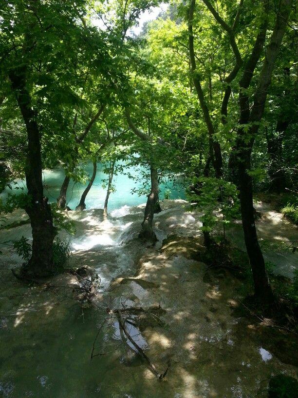 kurşunlu şelalesi, Turkey
