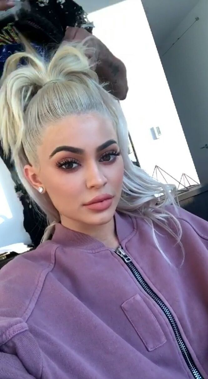 Kylie Jenner | #hair #hairstyle #haircolor | ☆ The ...