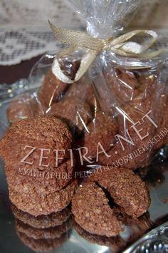 Домашнее овсяное печенье без муки - рецепт и фото