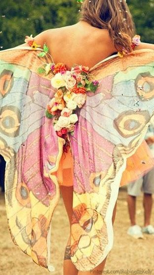 It's a butterfly! stunning and beautiful for those magical whimsical moments