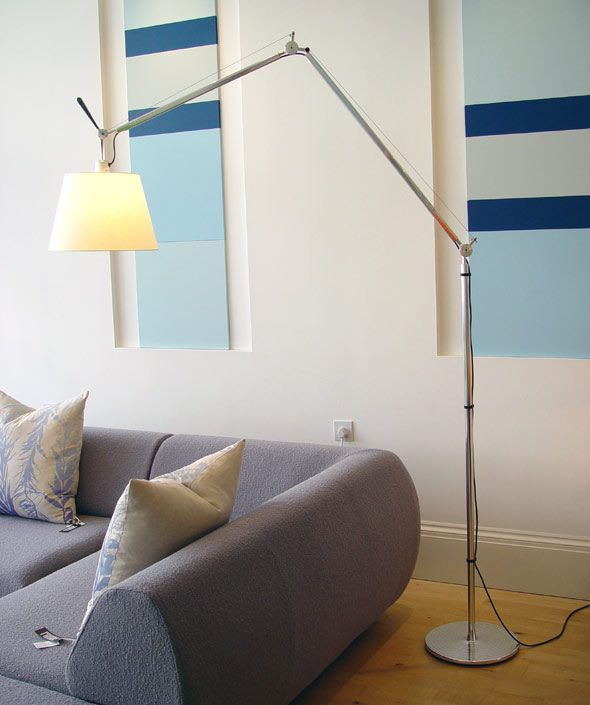#Lampe #Light #einrichten #wohnen #Innenbeleuchtung #Artemide #Stehleuchte