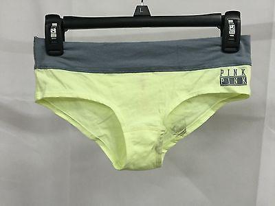 Pink Victoria'S Secret Green Underwear , Panties Size M