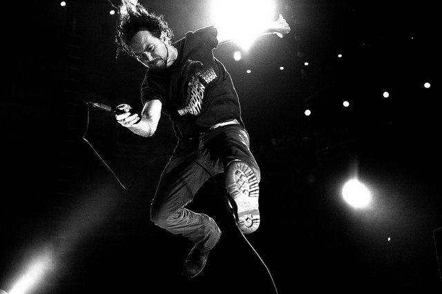 Pearl Jam Toronto, Canada  9-11-2011 by Pearl Jam Official, via Flickr