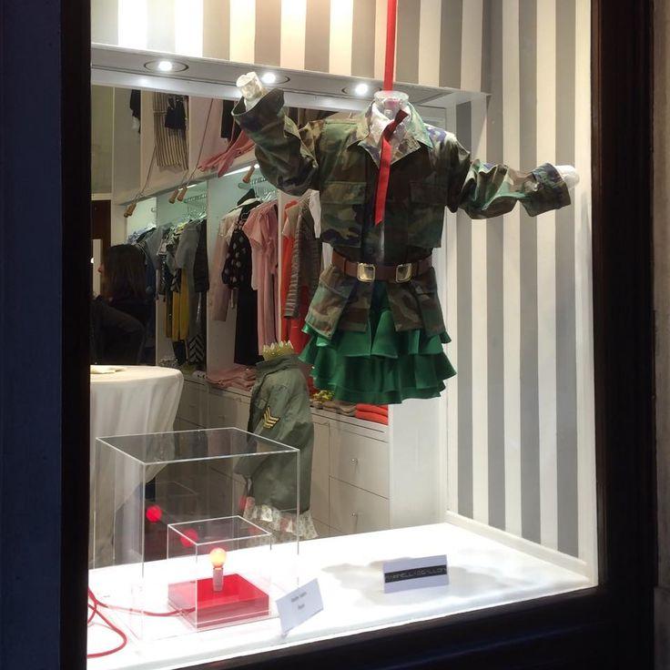 Marinella Galloni SS17 - Petit Monde Torino window
