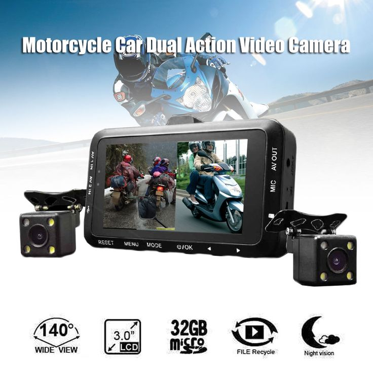 "Like and Share if you want this  Blueskysea Motorcycle Car Mounted Biker Action Video Camera DVR Front Back 3.0"" LCD DV168 Night Vision 140 Degree Wide Angle   Tag a friend who would love this!   FREE Shipping Worldwide   Get it here ---> https://highnoonmarket.fun/blueskysea-motorcycle-car-mounted-biker-action-video-camera-dvr-front-back-3-0-lcd-dv168-night-vision-140-degree-wide-angle-2/"