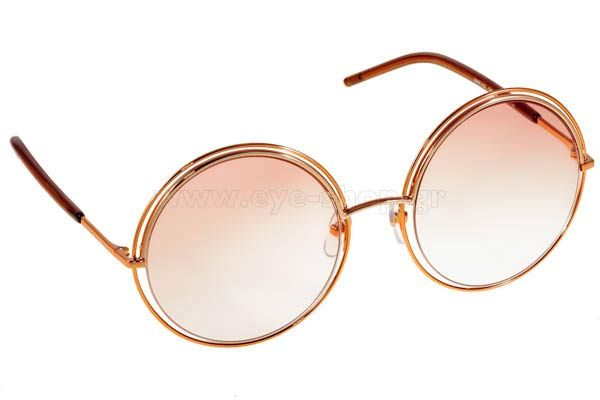 Γυαλια+Ηλιου++Marc+Jacobs+MARC+11/S+TXA++(05)	GOLDBROWN+(PINK+BEIGE)+Τιμή:+193,00+€