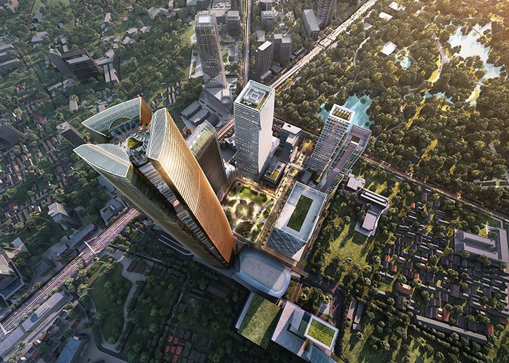 On the Up in BangkokA 16-acre mixed-used district in Thailand, One Bangkok is the first project in the country to target LEED Platinum certification for Neighborhood Development. Its architecture and landscape will embrace the tropical climate and...