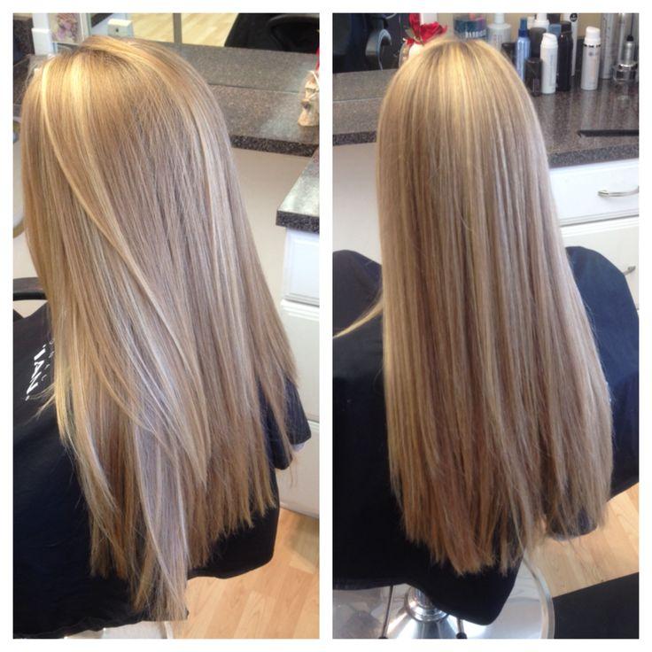 Blonde Highlights Wella Hair Hair Pinterest Blondes