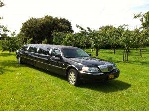 Lincoln limousine zwart