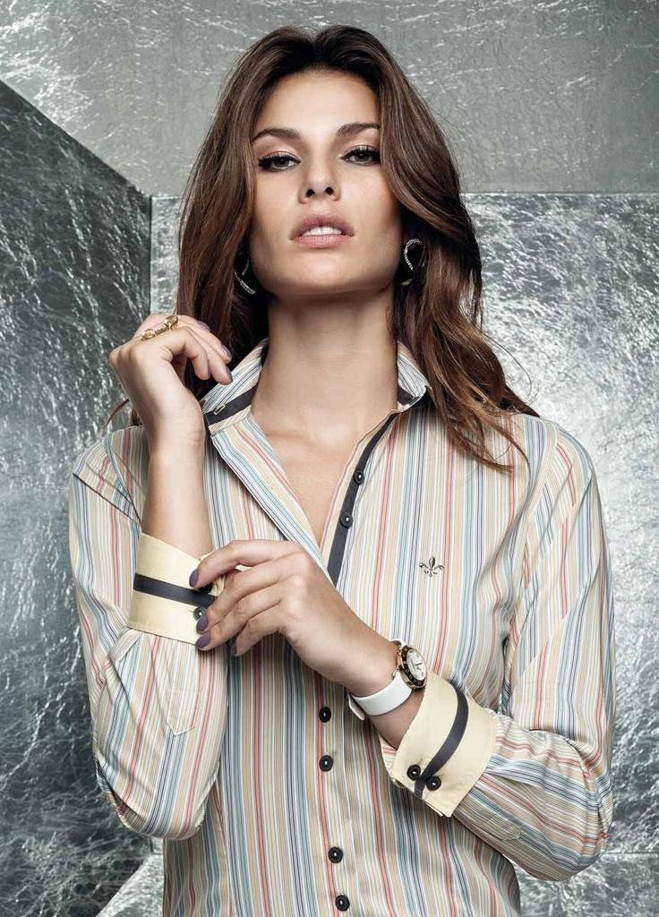 Coleção - Campanha | Dudalina Feminina - striped